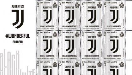 L'Ufficio Filatelico e Numismatico dedica un francobollo alla Juventus