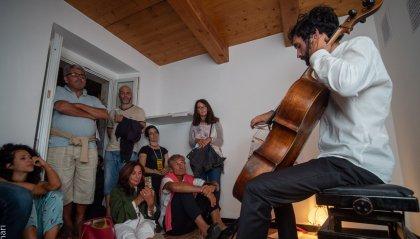 """Montegiardino, cresce ancora il successo di """"Artisti in Casa"""""""