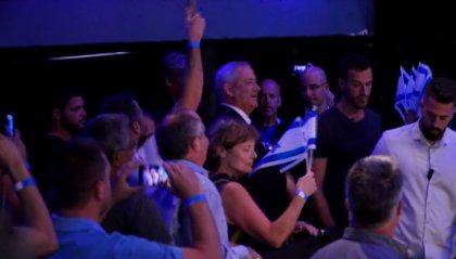 Israele: a un giorno dal voto nei sondaggi è testa a testa fra Netanyahu e il rivale di centro Gantz