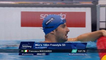 Nuoto paralimpico: Italia prima nel medagliere