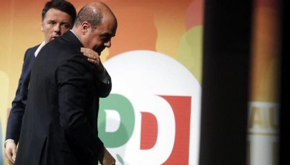 """Matteo Renzi dice addio al Pd: """"Ora Zingaretti non ha più alibi"""""""