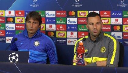 """Antonio Conte: """"Contro lo Slavia Praga dobbiamo fare attenzione"""""""