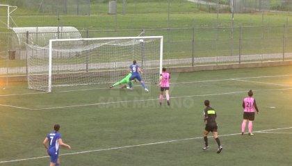 Femminile: San Marino Academy - Lazio su San Marino RTV