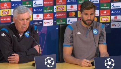 """Ancelotti: """"Contro il Liverpool ci confrontiamo con la squadra più forte d'Europa"""""""