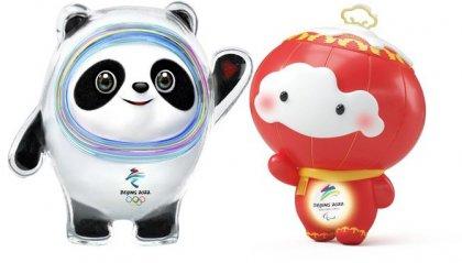 Pechino 2022: svelate le mascotte dei Giochi invernali