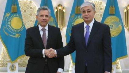 John Mazza Ambasciatore di San Marino in Kazakhstan