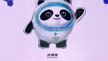 Olimpiadi invernali: presentate al pubblico le mascotte ufficiali di Pechino 2022