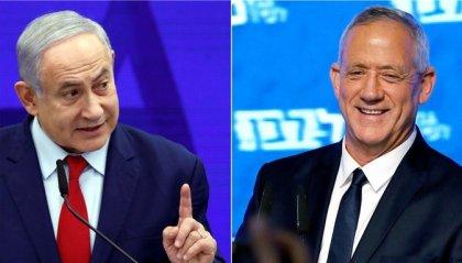 Netanyahu sconfitto, lancia governo unitario