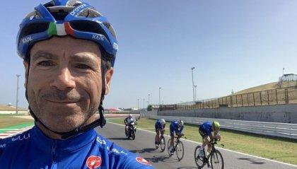 Davide Cassani sceglie Viviani, Affini e Martinelli per la staffetta mista ai mondiali