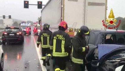 Brutto tamponamento sulla Consolare: traffico in tilt
