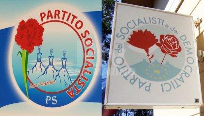 Comunicato Stampa congiunto Partito Socialista e Partito dei Socialisti e dei Democratici