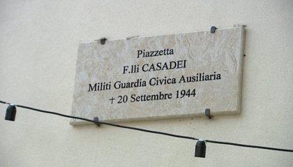 San Marino ricorda Pietro e Giuseppe Casadei