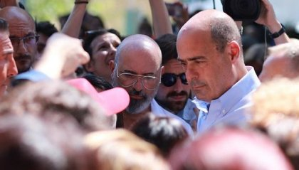 """""""Misano - LE SFIDE DI OGGI E DI DOMANI: Zingaretti e Bonaccini a Misano per la festa democratica"""