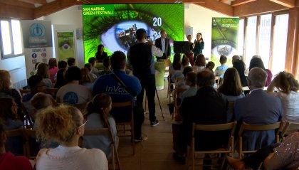 Si apre il San Marino Green Festival: idee, laboratori e arte per salvare l'ambiente