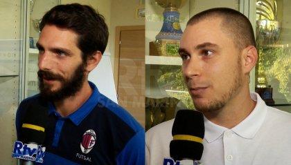 """Chiaruzzi e Zonzini: """"Pronti a giocarcela"""""""
