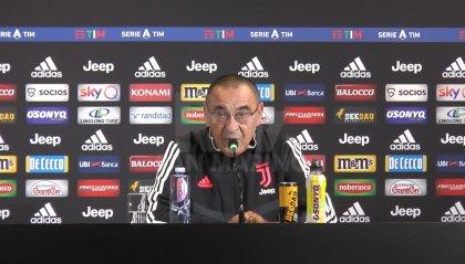 """Juventus, Sarri allontana il turnover: """"Squadra deve trovare organizzazione"""""""