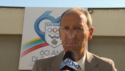 """Sportinfiera, Giardi: """"Sport sammarinese in salute, è stato un anno positivo"""""""