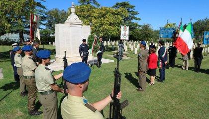 Rimini festeggia il 75° Anniversario della sua Liberazione
