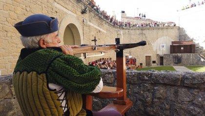 Palio Balestre: San Marino batte Arbe