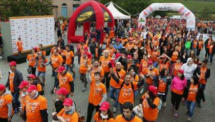 Oltre 1000 persone a San Patrignano per correre la WeFree Run e dire no alle droghe