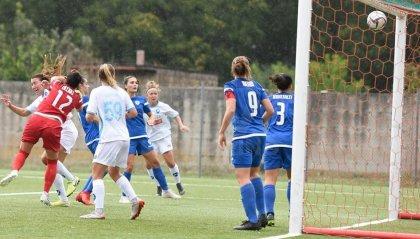Femminile: pari esterno per la San Marino Academy
