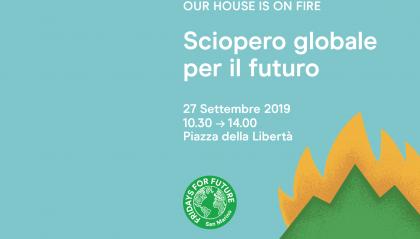 Fridays for Future San Marino: Attivi, informati, costruttivi