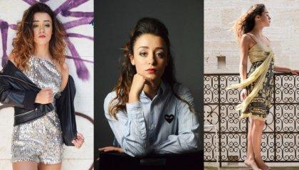 La sammarinese Linda Bravi Gozi modella su Vogue