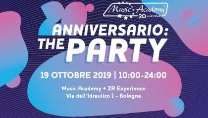 La Music Academy compie  20 anni
