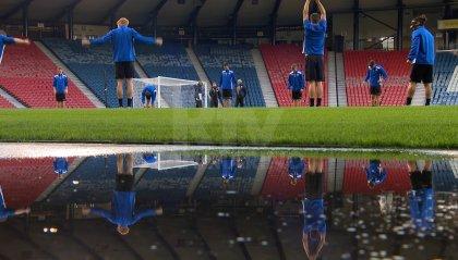 San Marino sfida la Scozia con diretta su San Marino RTV