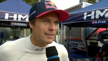 """RallyLegend, Andreas Mikkelsen: """"San Marino è una nazione bellissima, tutte le gare di rally meriterebbero questa atmosfera"""""""