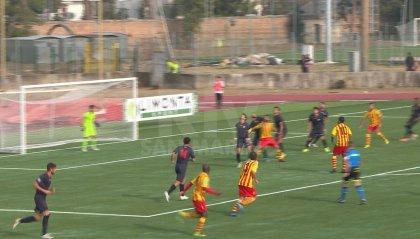 Il Cattolica San Marino gioca ma viene punito da disattenzioni difensive e perde 3-2 in casa con il Giulianova