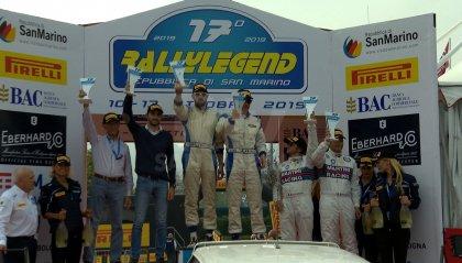 RallyLegend: Neuville, Giacomelli, Block e Calzolari trionfano nelle 4 categorie