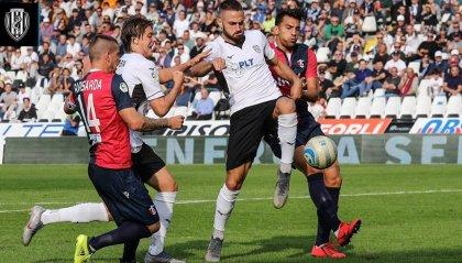 Cesena – Sambenedettese 1-3