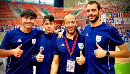 Taekwondo: buone prove per i sammarinesi al Bossia-Erzegovina Open 2019