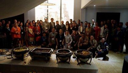 Agenzia per lo Sviluppo Economico - Evento di presentazione di Giochi del Titano a Giacarta: un modello di sviluppo economico già all'attenzione di molti