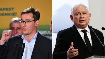 """Elezioni: """"frenata"""" sovranista in Ungheria, mentre in Polonia stravince Kaczynski"""