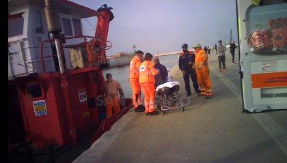 Turista polacco soccorso al largo di Rimini