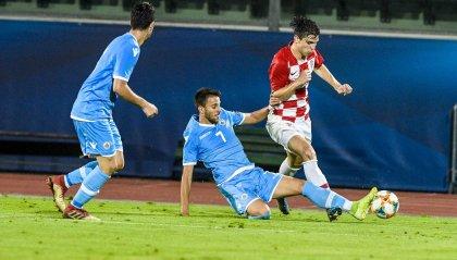 Under 21: vittoria della Croazia per 7 a 0