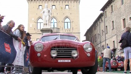 Mille Miglia: anche il prossimo anno non passerà a San Marino