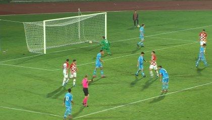 Under 21, troppa Croazia per San Marino: 7-0