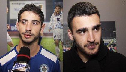 U21, il post partita di Ceccaroli e Kulenovic