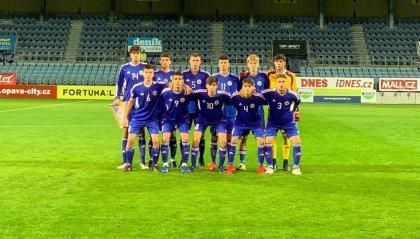 La Nazionale Sammarinese Under 19 sconfitta per 2 a 0 dall'Azerbaijan