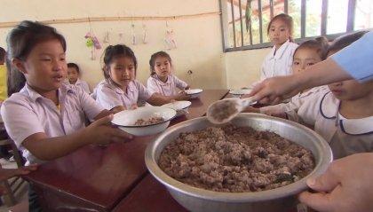 Nel mondo 820 milioni di persone soffrono la fame