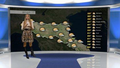 Meteo: che tempo fa giovedì 17 ottobre