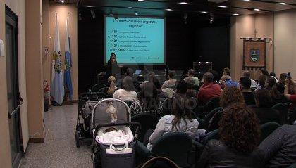 Primo soccorso pediatrico: serata molto partecipata a Domagnano