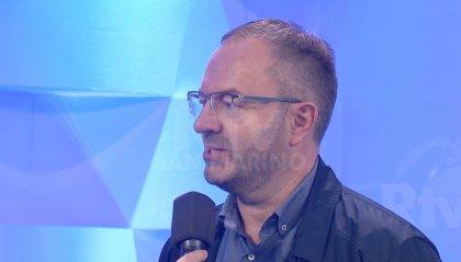 Stefano Podeschi a quota 90
