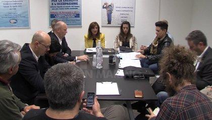 USL e UCS incontrano i capigruppo consiliari