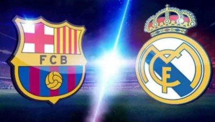 """A rischio il """"Clasico"""" tra Barcellona e Real Madrid"""