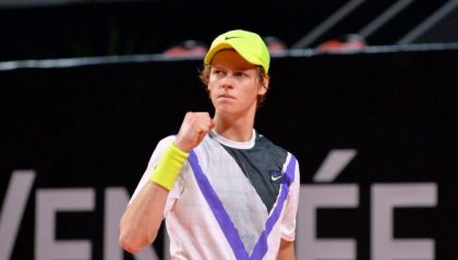Tennis: impresa Sinner, 18enne azzurro batte n.13 Monfils