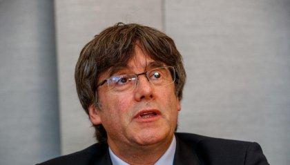 Puigdemont si consegna alle autorità belghe